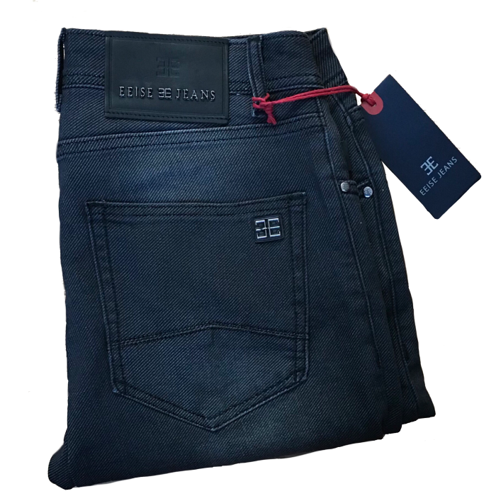 New Designer Mens Slim Fit Stretch Jeans Denim Pants All Waist Sizes