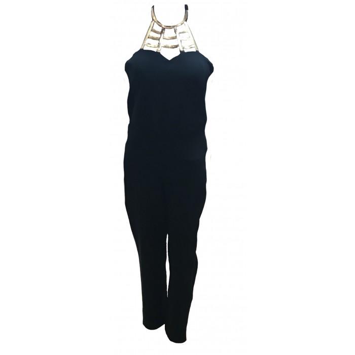 Women's jumpsuit black