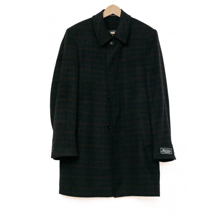 Men's Wool Coats & Jackets