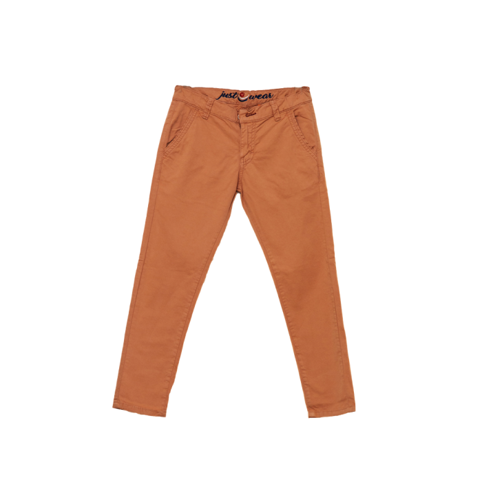 Skinny Chino Trousers Pants for Boys (7-10 yrs)